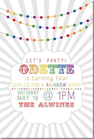Odette blog invite
